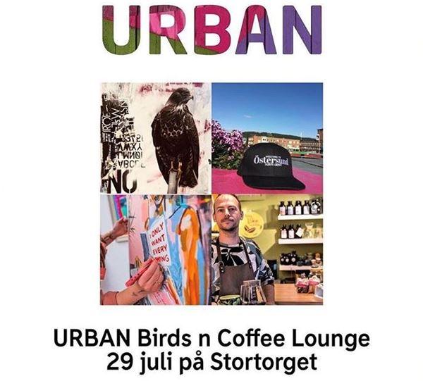 URBAN- Birds n Coffee Lounge