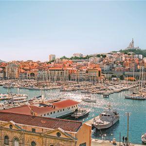 Résidence hôtelière à Marseille