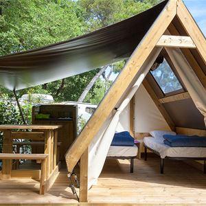 Charmant Camping*** proche de Nice