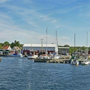 Gästehafen Nogersund