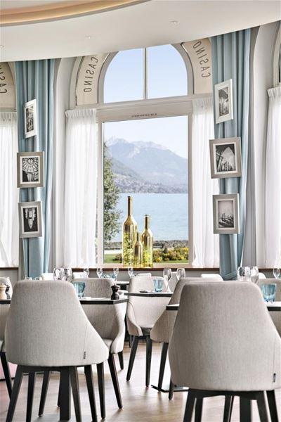 Superbe hôtel**** sur les rives du Lac d'Annecy