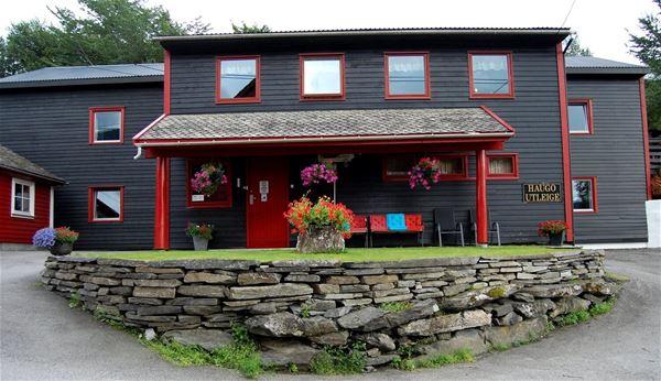 Haugo - house & cabins for rent