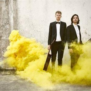 Konsert AROS Guitar Duo FRAMFLYTTAD!