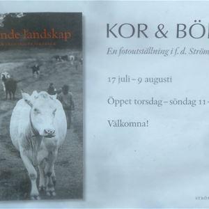 Fotoutställning: KOR & BÖNDER