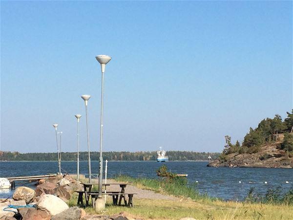 Hargshamns Folkets Hus Association Camping
