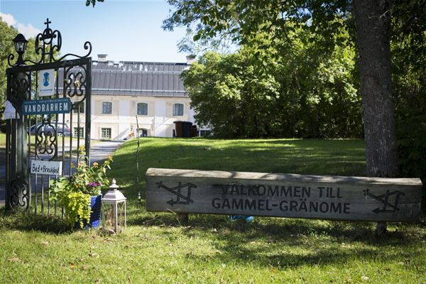 Gammel Gränome hostel, Alunda
