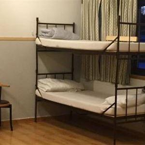 Vårlyckans Vandrarhem, Hostel
