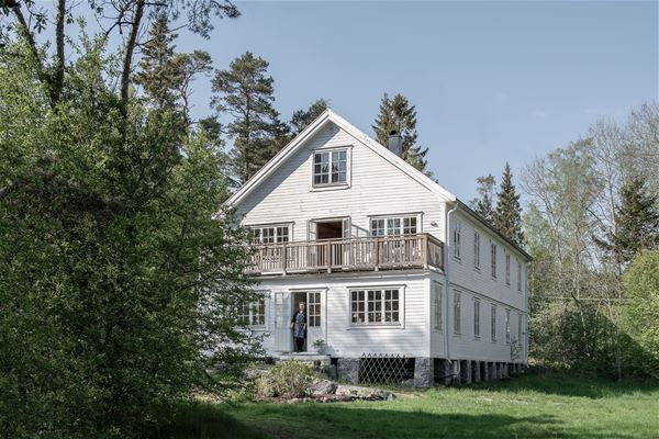 Österhamns pensionat, Arholma