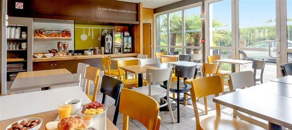 Hôtel adapté PMR à Valenciennes