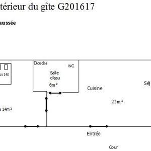 Gîte adapté PMR à Friaucourt