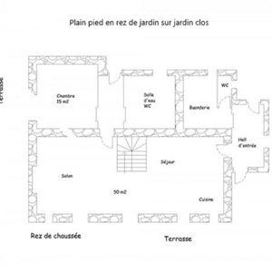 Maison à Mahalon - Adaptée PMR