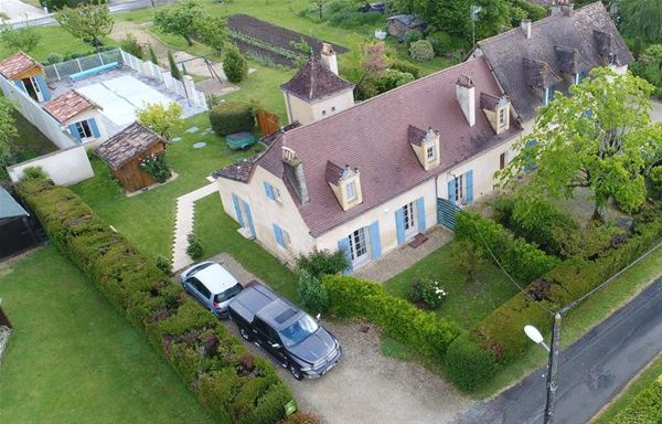 Gîte adapté PMR à Lamonzie-Saint-Martin