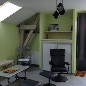 Gîte adapté PMR à Sarroux-Saint-Julien