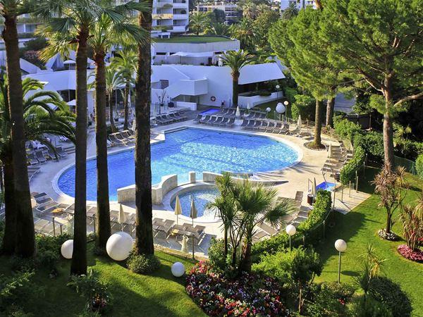 Hôtel 4**** à Cannes