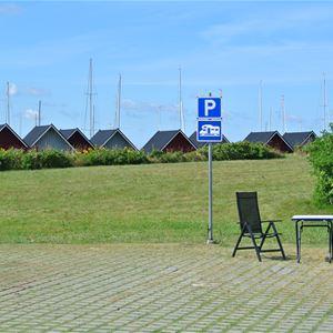 Pitches in Skälderviken harbour