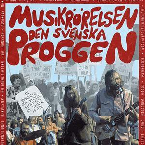 Musikrörelsen - Den Svenska Proggen -  i Järbo Folkets Hus