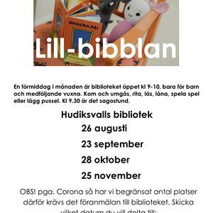 Lill-bibblan