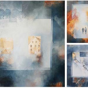 Galleri Tinnert Arontorp - Utställning Maria Lager • Akryl