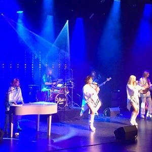 Konsert - Vision, a tribute to ABBA