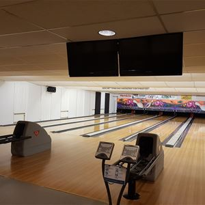 Ludvika Bowlingklubb vs IS Göta