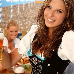 Oktoberfest on M/S Thomée