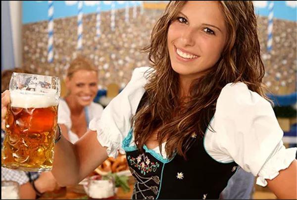 Oktoberfest on M/S Thomée