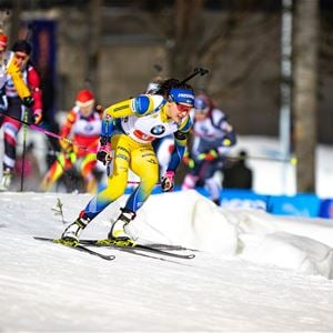 Per Danielsson, Worldcup in Biathlon 2020