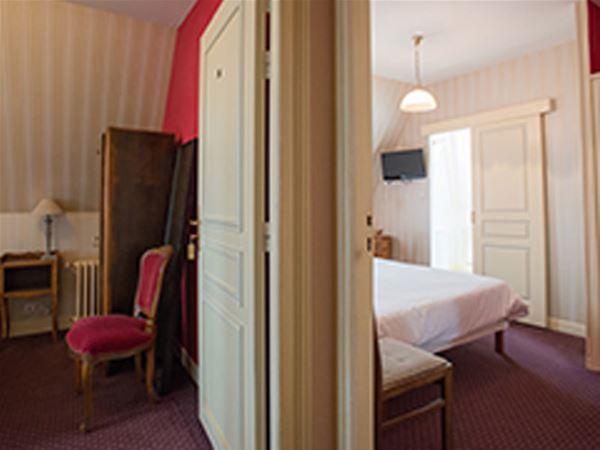© Hôtel_Rabelais, HOTEL RABELAIS