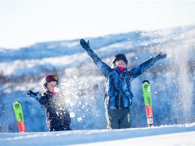 Winter Holiday with Øen Turistsenter