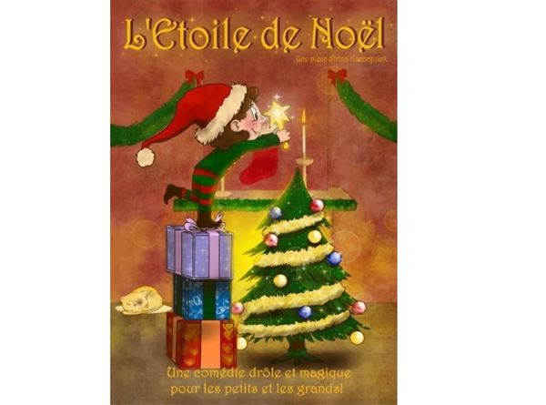 """Théâtre Le Point Comédie - """"L'étoile de Noël"""""""