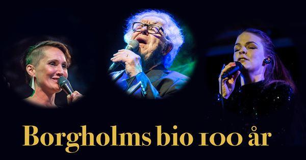 Borgholms Bio 100 år