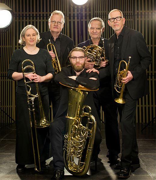 Bernstein - Linnékvintetten & Trio X