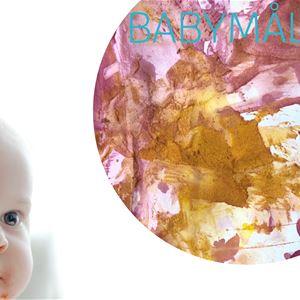 Måla tillsammans med din baby