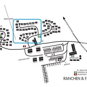Sälenhornet Resort, Ranchen parstuga