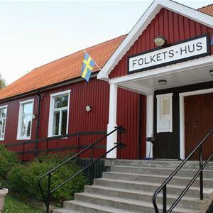 Holiday apartment at Hargshamn Folkets Hus