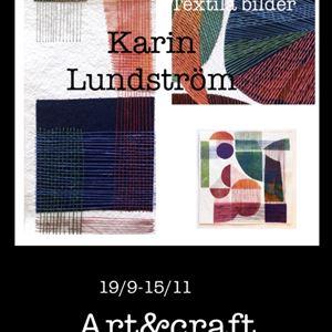 Konstutställning på Art&Craft