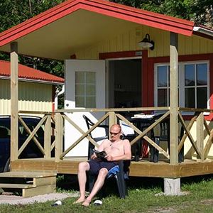 Johannesvik Camping & Hütten