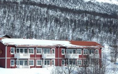 Mosippan Hamrafjället, Tänndalen