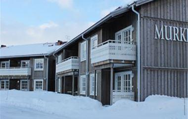Murklan Hamrafjället, Tänndalen
