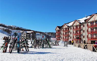 Ski Lodge Hamrafjället, Tänndalen