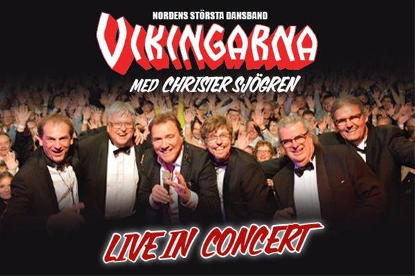 Vikingarna med Christer Sjögren in concert