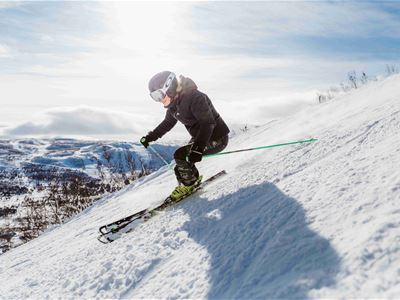Skiweekend Kampanje med Havsdalsgrenda