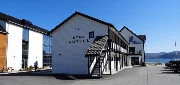 Stad Hotell