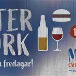 After Work - Cafe & Restaurang Måsen i Stocka