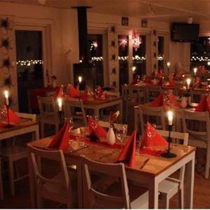 Christmas buffet at Restaurant Q at Degersand