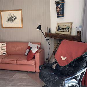 3 pièces cabine 6 personnes / CHALET LES CAMPANULES Appartement n°1 (Montagne de Charme)