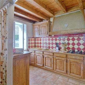 © © LANNE, HPG127 - Grange mitoyenne rénovée en Val d'Azun