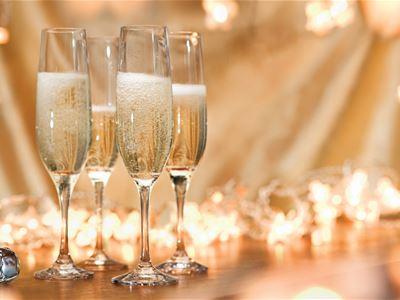 Fira nyår på Park Alandia Hotell!