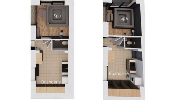 © M.Brun, HPM148 - Votre appartement COMFORT dans le chalet HYGGE :