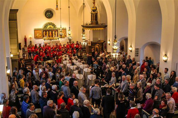 Inställt: Vårkonsert i Älmhults kyrka